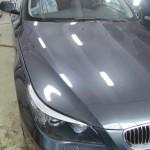 БМВ ремонт царапин автомобиля BMW 5 serie wagon