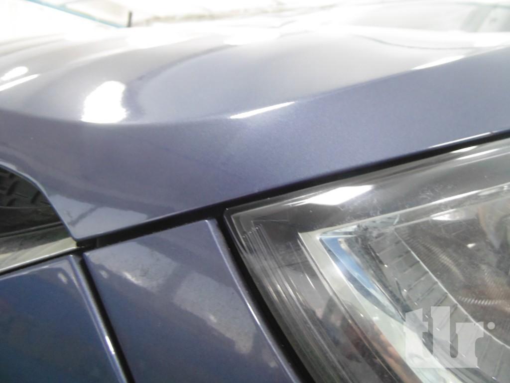 Hyundai после ремонта скола